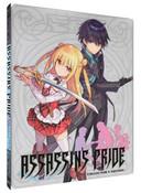 Assassins Pride Steelbook Blu-ray