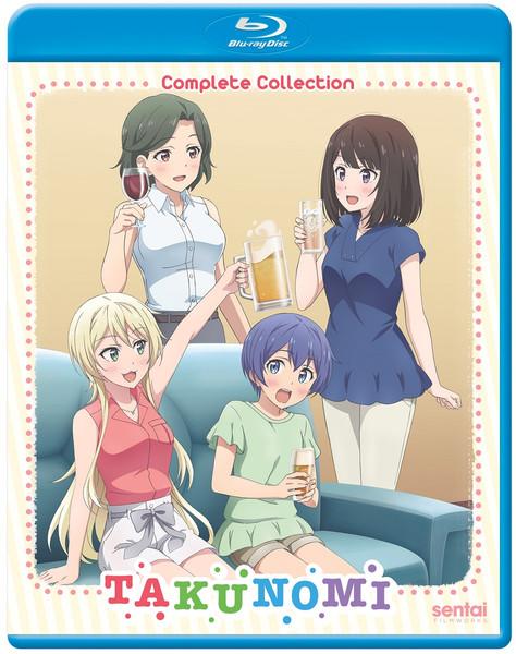 Takunomi Blu-ray