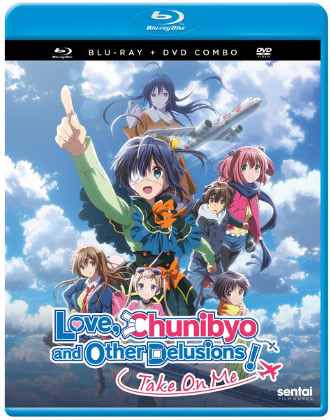 Love, Chunibyo & Other Delusions Take On Me Blu-ray/DVD