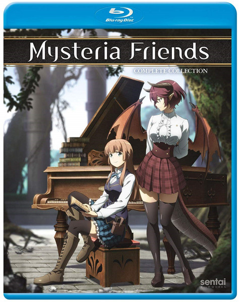 Mysteria Friends Blu-ray