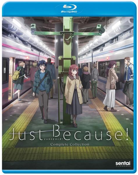 Just Because Blu-ray