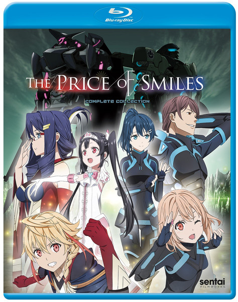 The Price of Smiles Blu-ray
