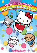 Hello Kitty & Friends Let's Learn Together Collection 1 DVD