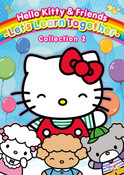 Hello Kitty & Friends Let's Learn Together Collection 2 DVD
