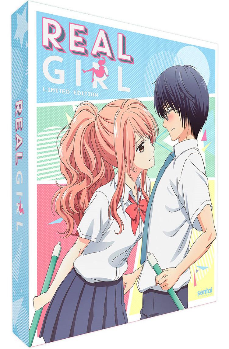 Real Girl Premium Box Set Blu-ray