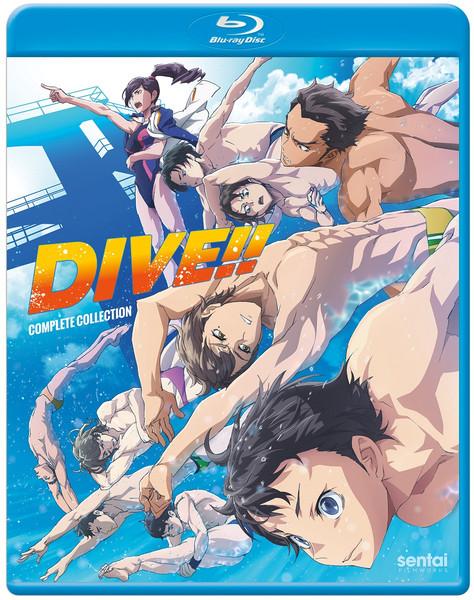 Dive!! Blu-ray