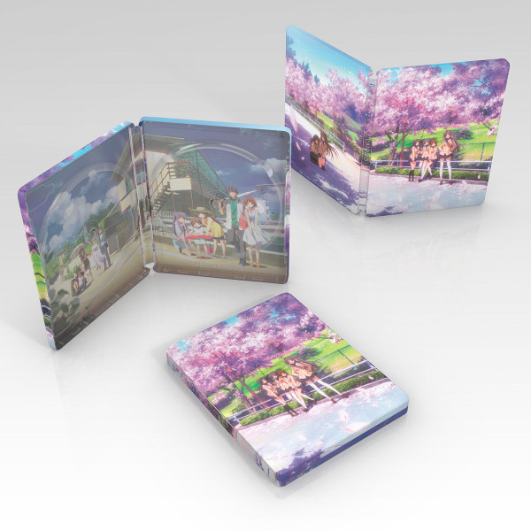 Clannad Steelbook Blu-ray