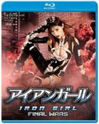 Iron Girl Final Wars Blu-ray