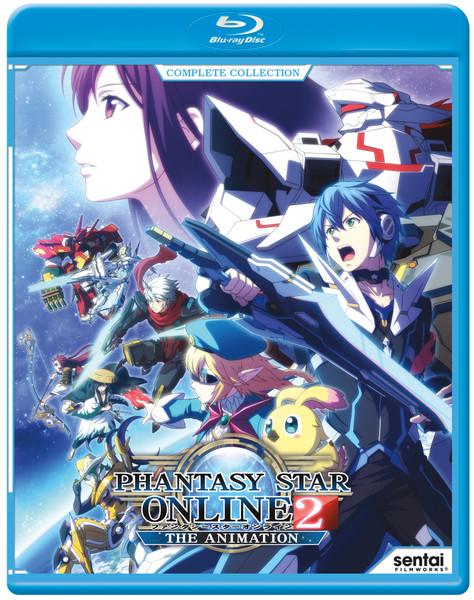 Phantasy Star Online 2 Blu-ray