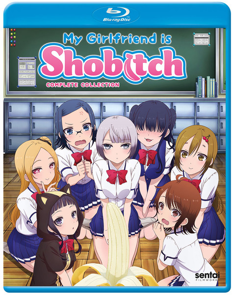 My Girlfriend is Shobitch Blu-ray