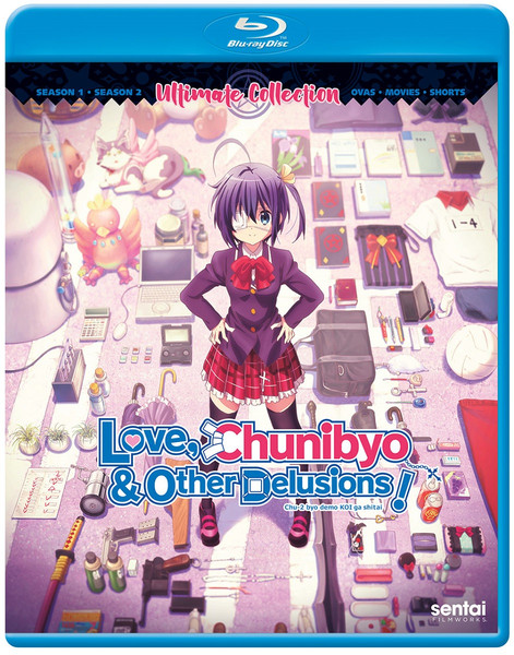 Love, Chunibyo & Other Delusions Ultimate Collection Blu-ray
