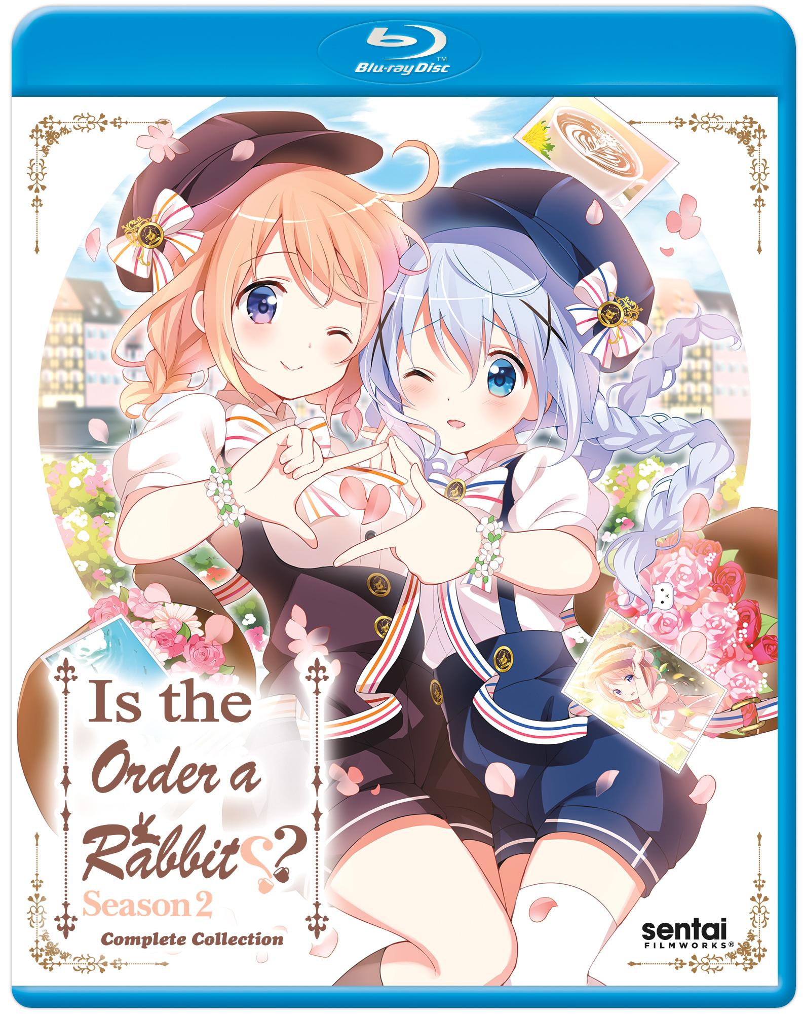 Is the Order a Rabbit? Season 2 Blu-ray