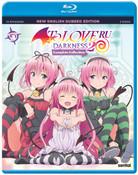 To Love Ru Darkness 2 Blu-ray