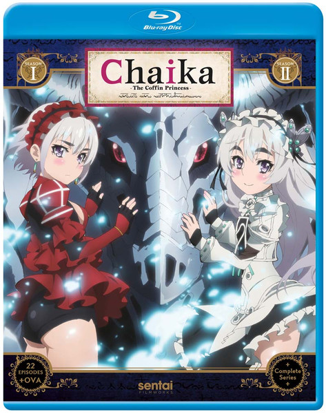Chaika the Coffin Princess Complete Series Blu-ray