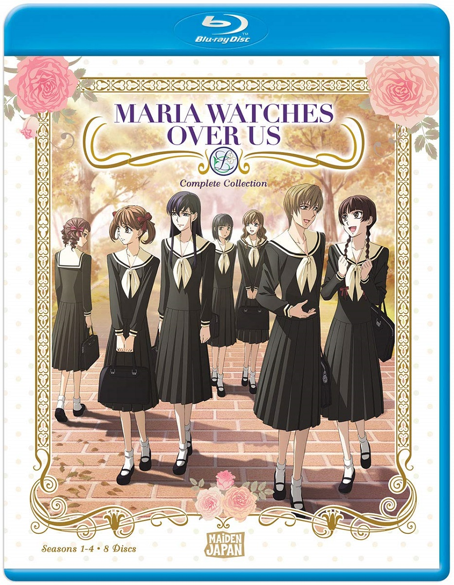 Maria Watches Over Us Blu-ray