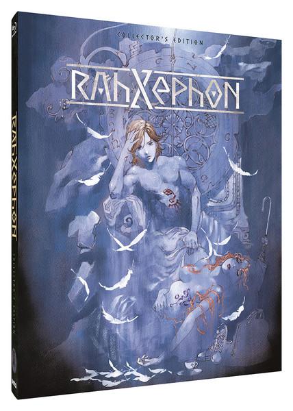 RahXephon Steelbook Blu-ray