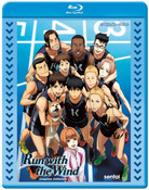 Run With the Wind Blu-ray