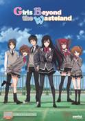 Girls Beyond The Wasteland DVD