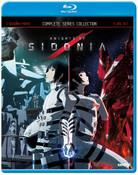Knights of Sidonia Blu-ray