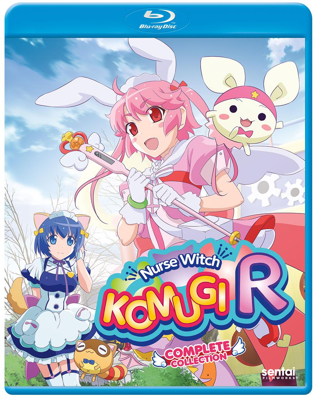 Nurse Witch Komugi R Blu-ray