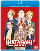 HATARAKI-MAN Blu-ray