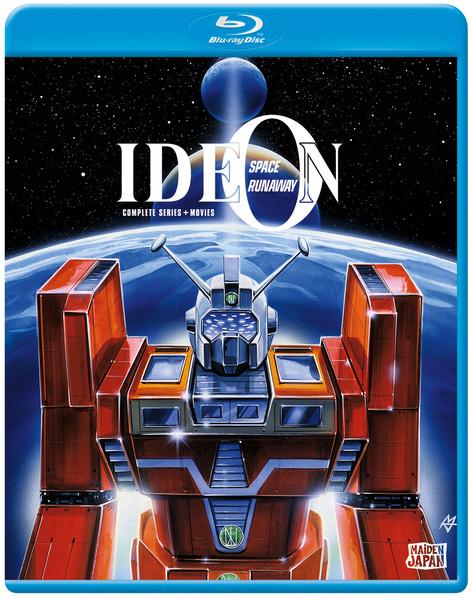 Space Runaway Ideon Blu-ray