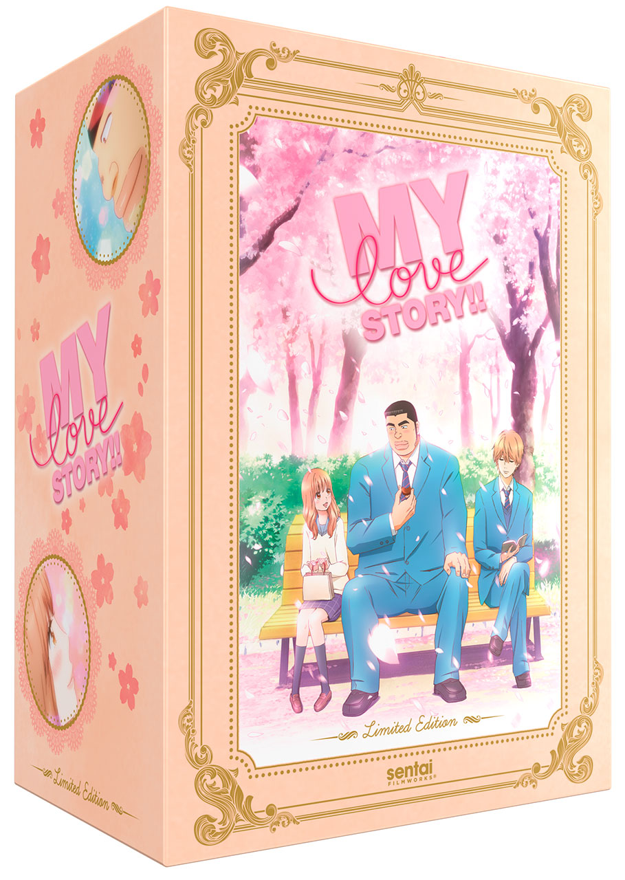 My Love Story Premium Edition Box Set Blu-ray/DVD 816726024509