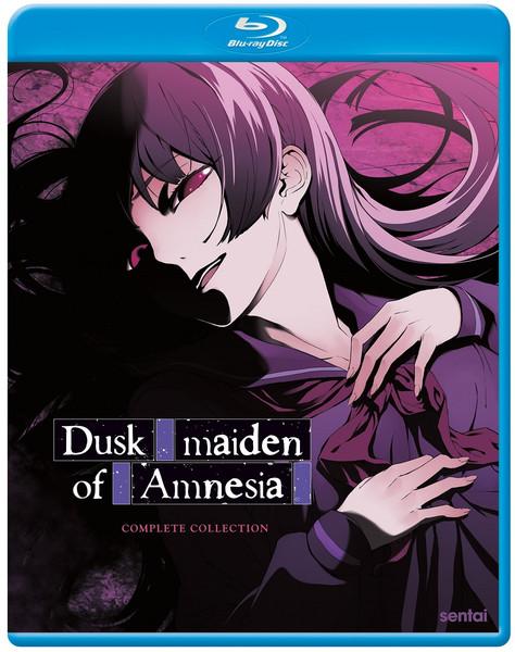 Dusk maiden of Amnesia Blu-ray