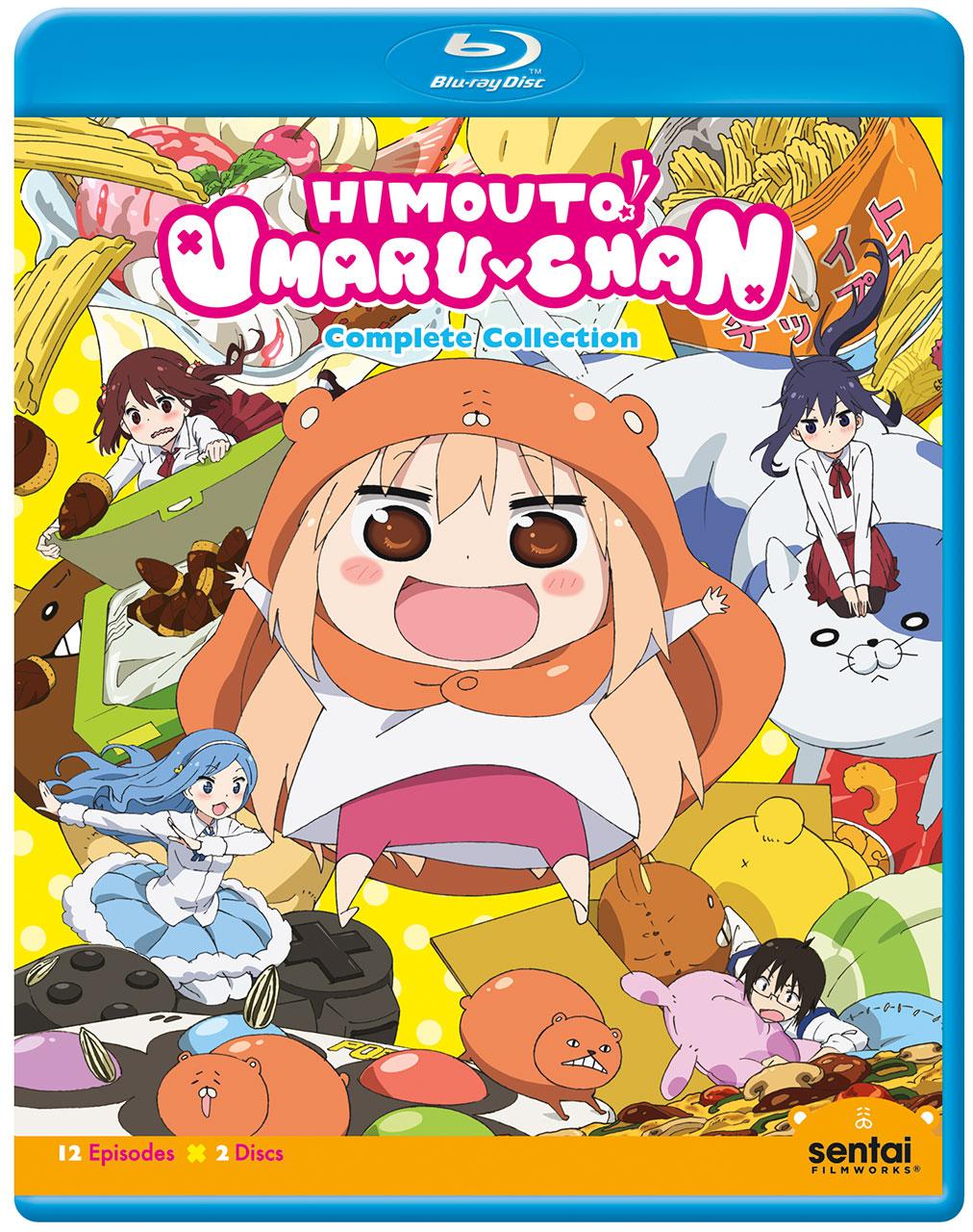 Himouto! Umaru-chan Blu-ray 816726024608