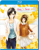 "Say ""I Love You"" Blu-ray"