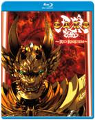 GARO Red Requiem Blu-ray