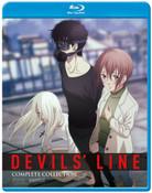 Devils' Line Blu-ray