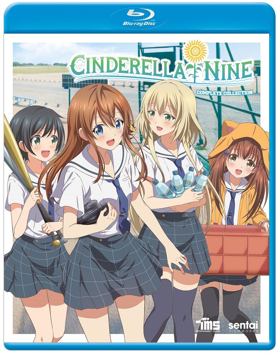 Cinderella Nine Blu-ray