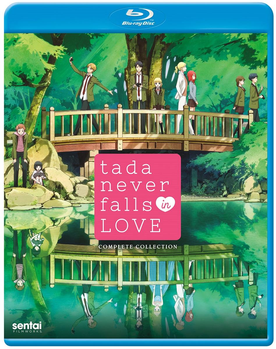Tada Never Falls in Love Blu-ray