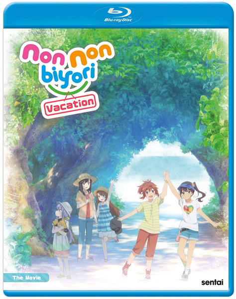 Non Non Biyori Vacation Blu-ray