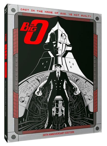The Big O Steelbook Blu-ray