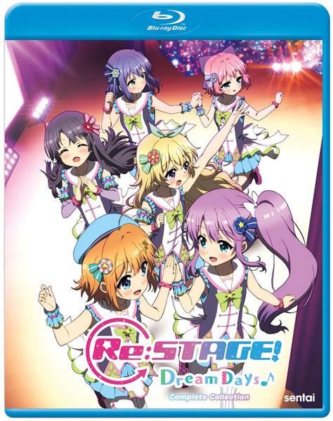 RE: STAGE! Dream Days Blu-ray