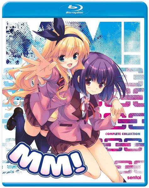 MM! Blu-ray