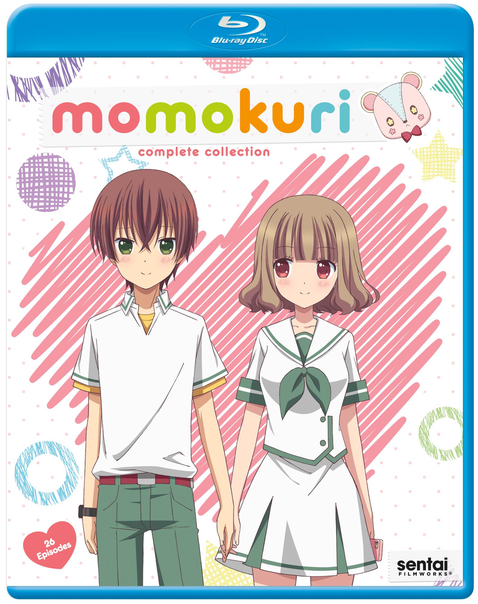 Momokuri Blu-ray 816726025209