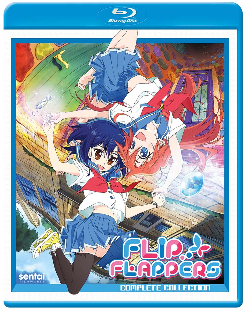 FLIP FLAPPERS! Blu-ray 816726025216