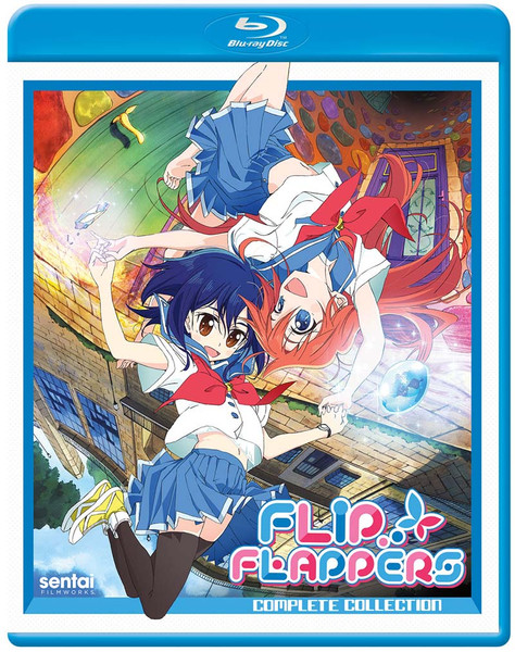 FLIP FLAPPERS! Blu-ray