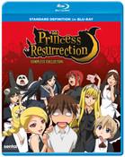 Princess Resurrection Complete Collection Blu-ray