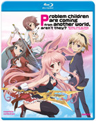 Problem Children are Coming From Another World Aren't They? Blu-ray