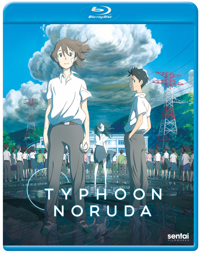 Typhoon Noruda Blu-ray 816726025513
