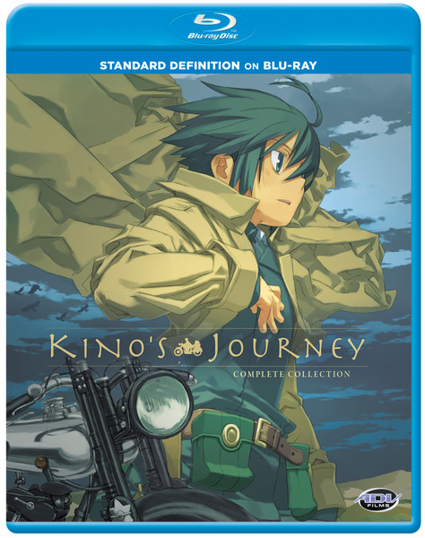 Kino's Journey Blu-ray