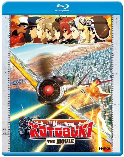 The Magnificent KOTOBUKI the Movie Blu-ray