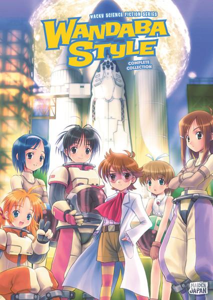 Wandaba Style DVD