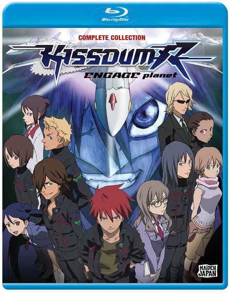 KISSDUM-R Engage Planet Blu-ray
