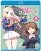 Girls und Panzer das Finale Part 1 Blu-ray