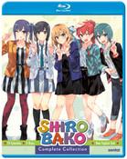Shirobako Complete Collection Blu-ray